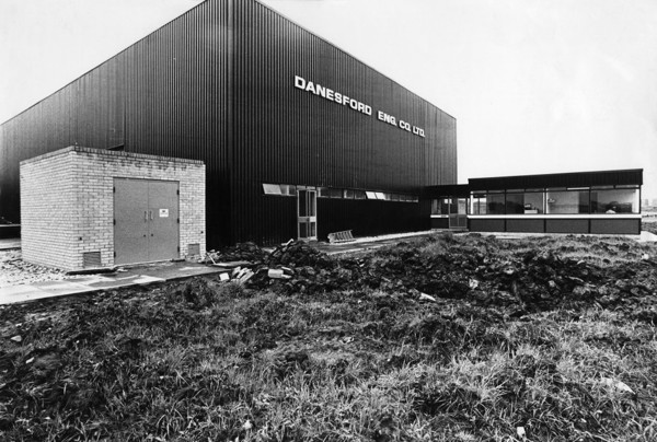 Picture of Danesford Engineering Company Ltd., Astmoor Industrial Estate, Runcorn New Town, Cheshire