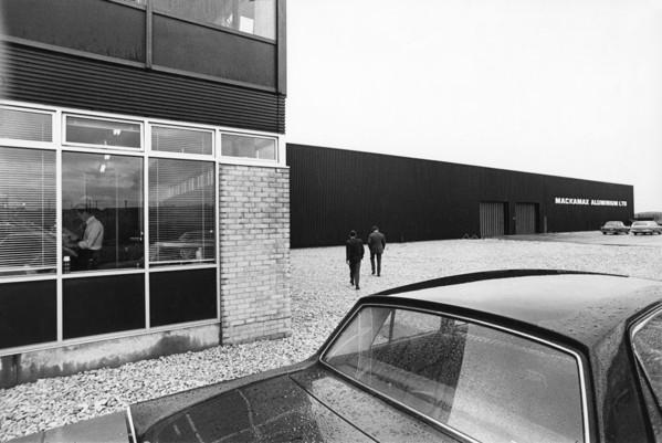 Picture of Mackamax Aluminium Ltd., Astmoor Industrial Estate, Runcorn New Town, Cheshire