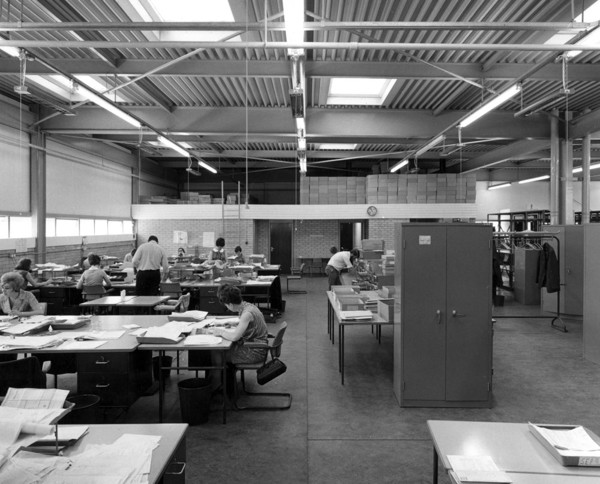 Picture of Factory unit, Astmoor Industrial Estate, Runcorn New Town, Cheshire: the office