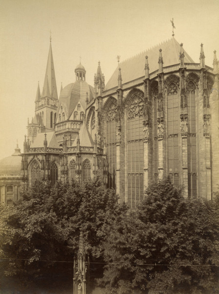 Picture of Aachen Cathedral (Kaiserdom)