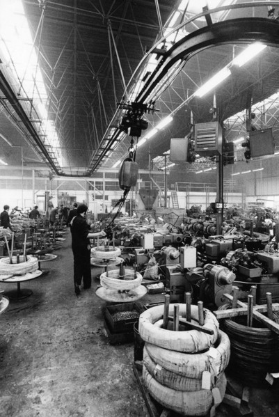 Picture of Advance cable manufacturers, Stephenson Industrial Estate, Washington New Town, Tyne & Wear