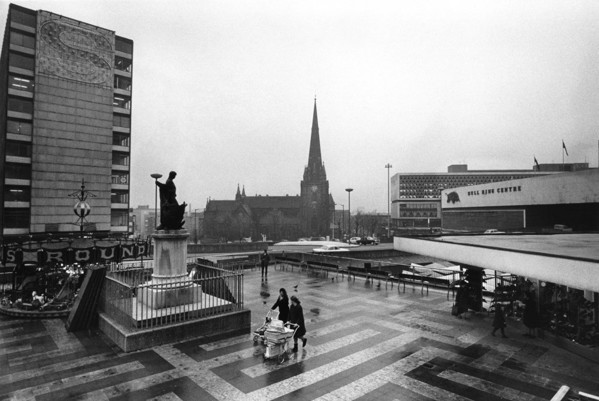 Picture of Bull Ring shopping centre, Birmingham