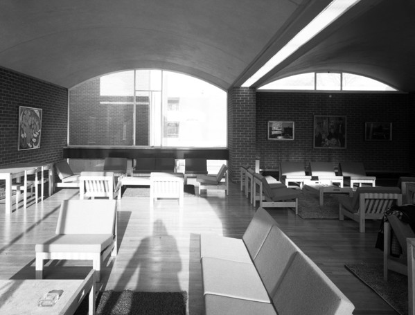 Picture of Falmer House, University of Sussex, Falmer: the coffee lounge
