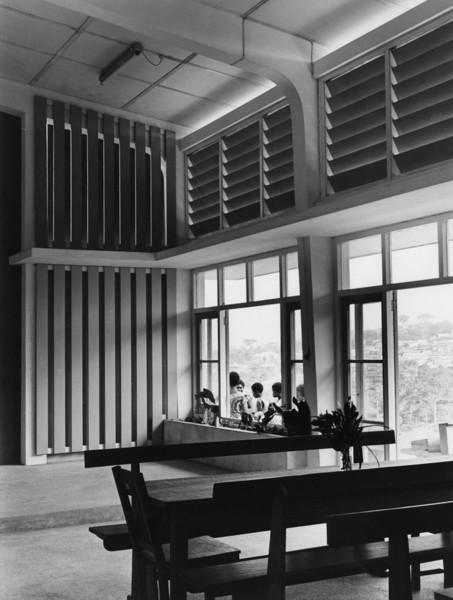Picture of Aburi Girls' School and Teacher Training College, Aburi: the dining hall
