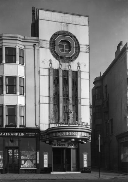 Picture of Palladium cinema, 85 King's Road, Brighton