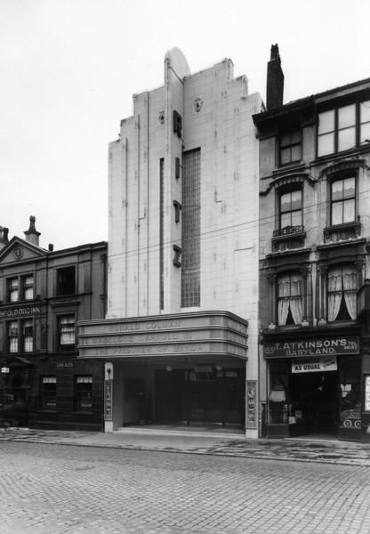 Picture of Ritz cinema, 134 Church Street, Preston, Lancashire