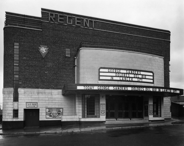 Picture of ABC New Regent cinema, Old Swan, Knotty Ash, Liverpool