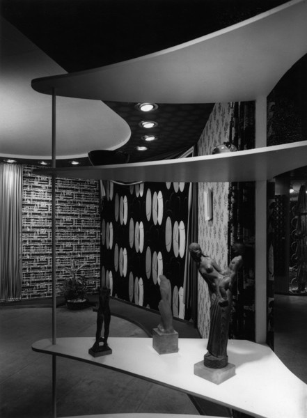 Picture of Exhibition 'Flat '56' for Sanderson, London