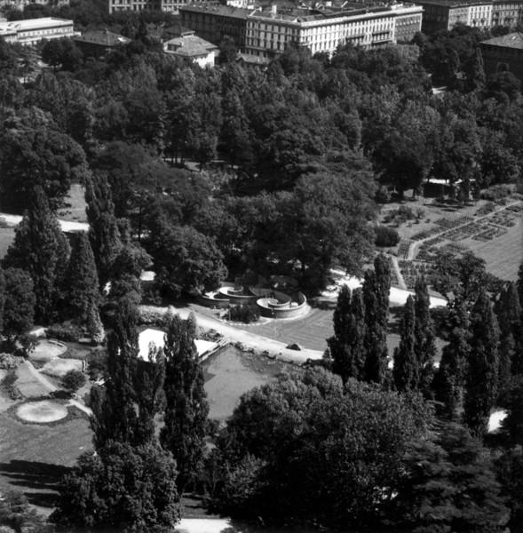 Picture of Parco Sempione, X Triennale, Milan