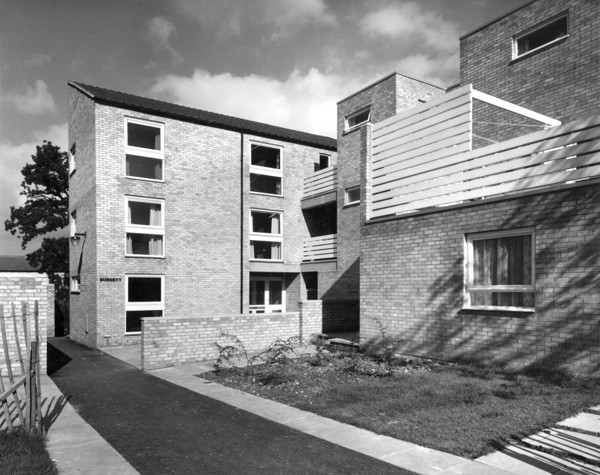 Picture of Housing, Lincoln, Corby New Town, Northamptonshire