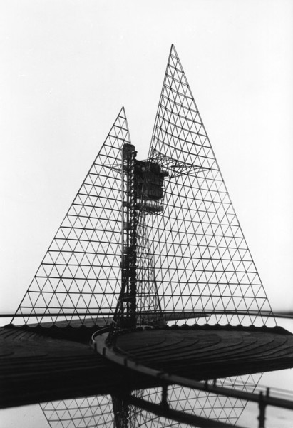 Picture of Competition design for a bell tower, Canberra: the model