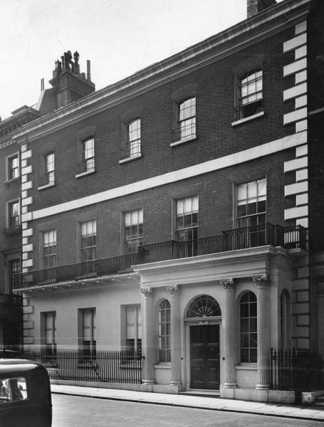 Picture of 16 Grosvenor Street, Mayfair, London