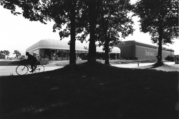 Picture of Habitat showroom and warehouse, Wallingford, Oxfordshire