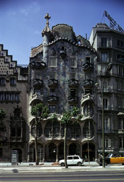 Picture of Casa Batllo, 43 Passeig de Gracia, Barcelona
