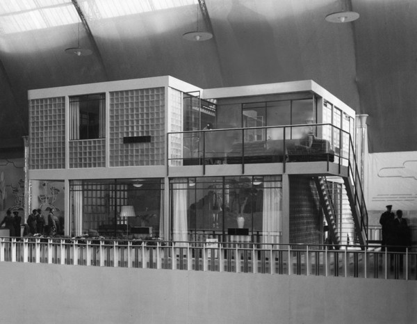 Picture of Exhibition stand for industrial glass, Olympia, London