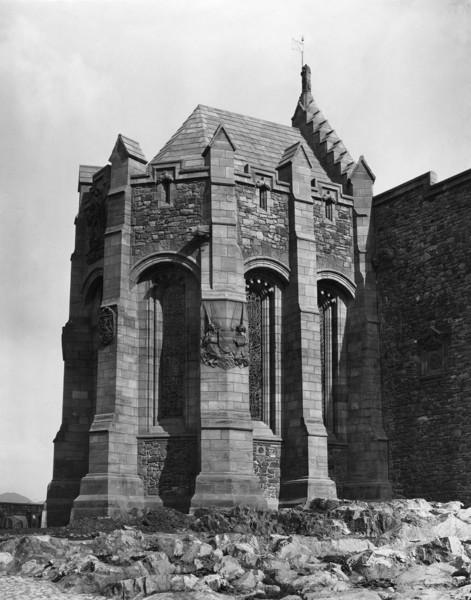 Picture of Scottish National War Memorial, Edinburgh: the shrine