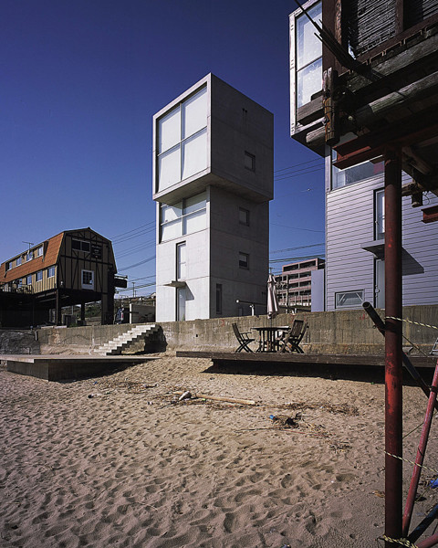 Picture of 4x4 Houses, Kobe