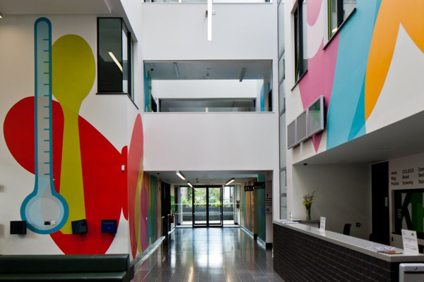 Picture of Kentish Town Health Centre, London