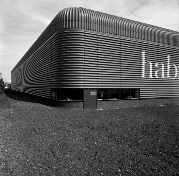 Picture of Habitat warehouse, Wallingford, Oxfordshire