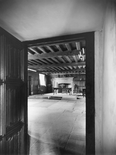 Picture of Halewell Close, Withington, Gloucestershire: the dining hall