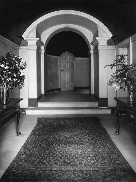 Picture of 36 Smith Square, Westminster, London: the entrance hall