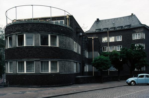 Picture of Housing block with roof terrace, Kranichsteinerstrasse, Grethenweg, Sachsenhausen, Frankfurt am Main