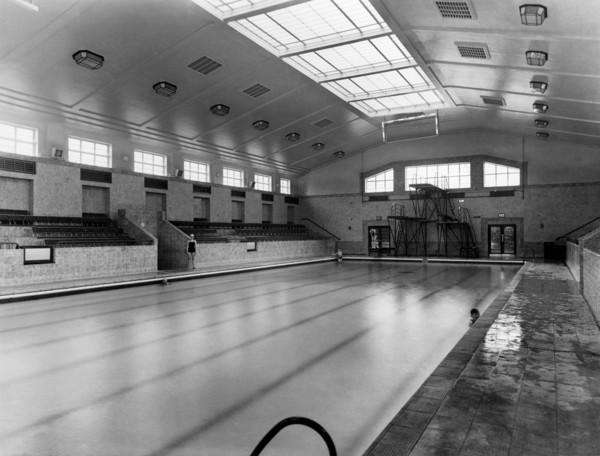 Picture of Public baths, Eltham, London