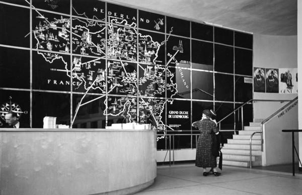Picture of Belgian Pavilion, Exposition Internationale des Arts et Techniques dans la Vie Moderne, Paris 1937