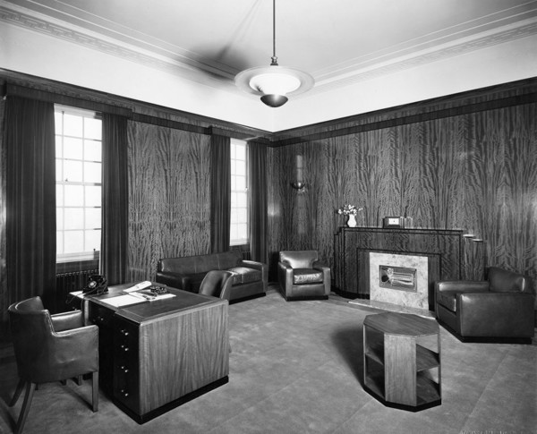 Picture of Swinton and Pendlebury Municipal Buildings, Chorley Road, Swinton, Greater Manchester: the mayor's parlour