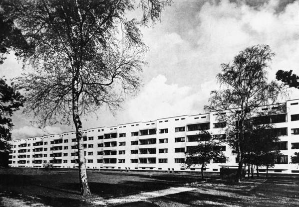 Picture of Siemensstadt housing estate, Berlin