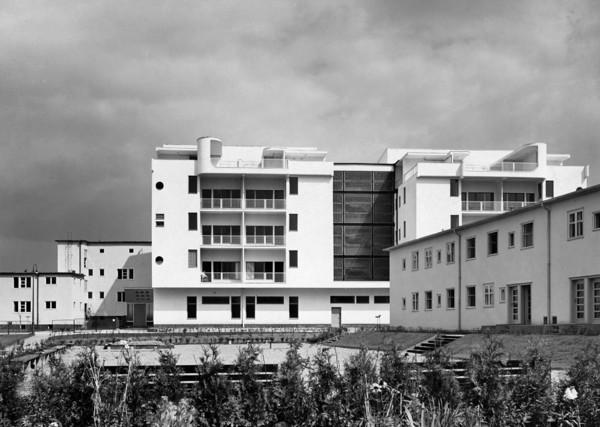 Picture of Apartment block, Werkbundsiedlung (WuWa), Wroclaw