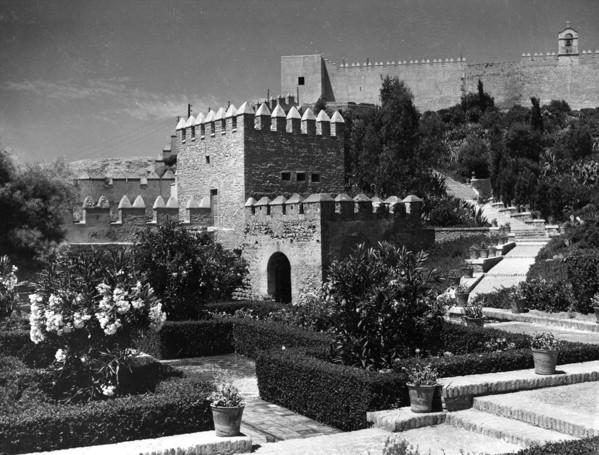 Picture of Alcazaba of Almeria, Andalucia