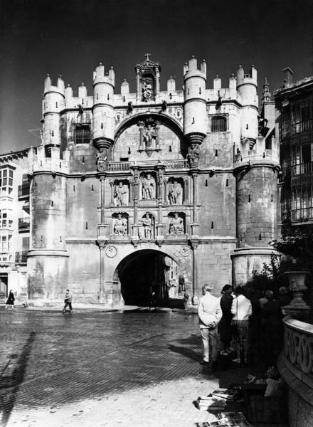 Picture of Arco de Santa Maria, Burgos
